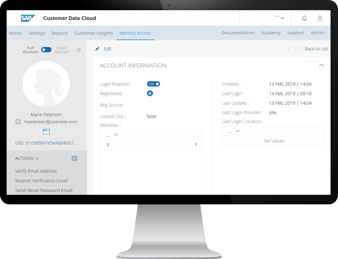 SAP full-service provider - See all 2BM products and SAP