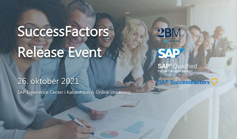 SuccessFactors Release Event sign up